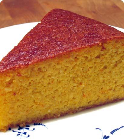 Nigella's Clementine Cake