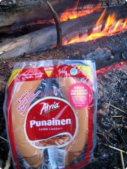 Atria Punainen Saunawurst