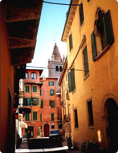 Verona as I remember it